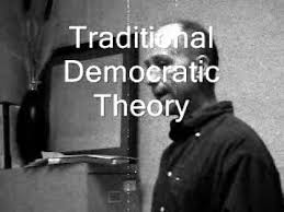What Is Traditional Democratic Theory And How Its Work