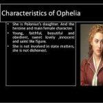Shakespeare Hamlet Best Analysis of Ophelia