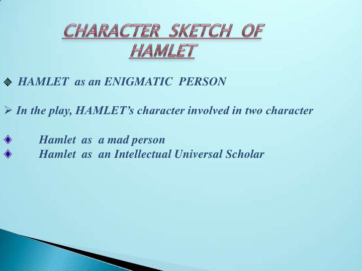 Facts About Shakespeare Hamlet Analysis