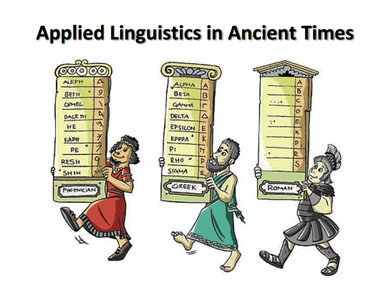 5 facts and Need of Applied Linguistic
