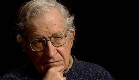 Who Is Noam Chomski And His Political Views
