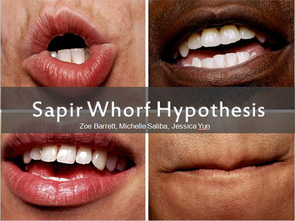 What Is The Role of Sapir Whorf hypothesis In Linguistics