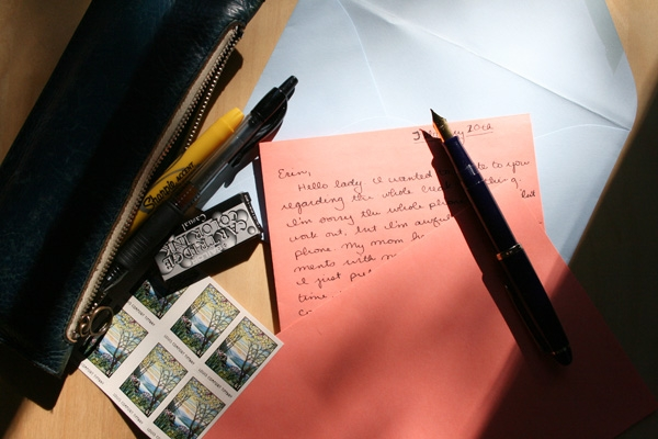 Great Essay About The Art of Letter Writing In Modern Times