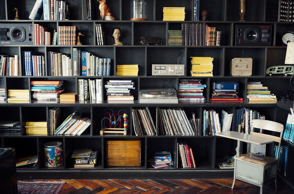 How To Organize Library At Home,School, And In Classroom