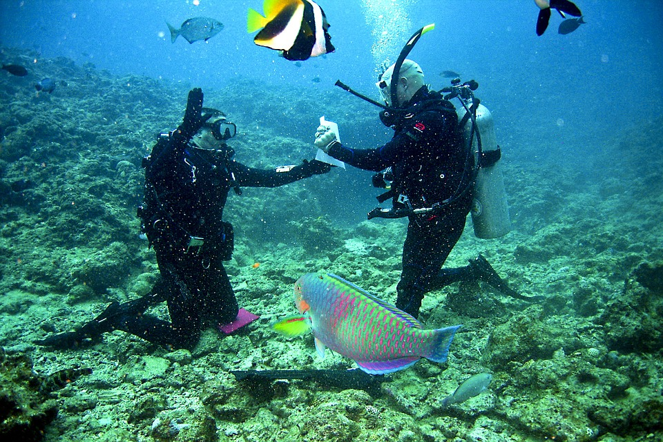 What Are The Common Dangers of Scuba Diving