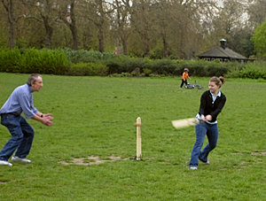 What is meant by Stonewalling In Cricket?