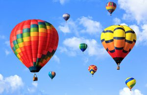 Why Does A Balloon Rise And Float In the Air?