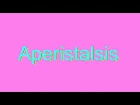 What Is Aperistalsis;Diagnosis And Treatment You Must Know
