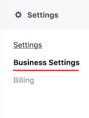 Connect Instagram to Facebook Business Manager  Go to Business Setting on your Facebook Business Manager Page.