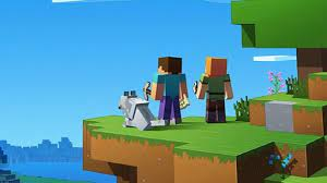 How to play minecraft with friends.