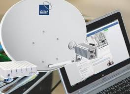 how to connect to satellite internet