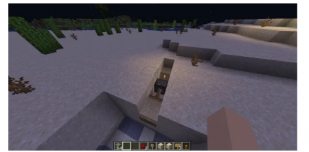 how to make quicksand in Minecraft